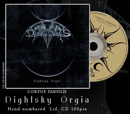 Nightsky Orgia